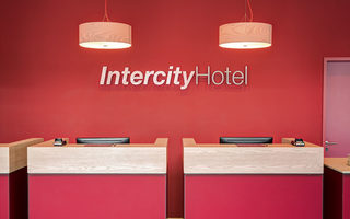 IntercityHotel Duisburg, reception