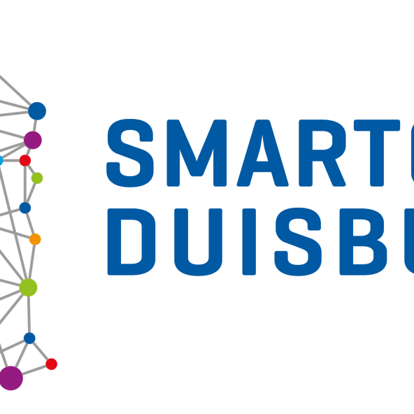 Logo Smart City Duisburg