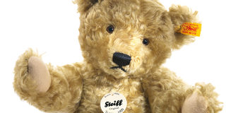 Steiff Schulte fleece factory