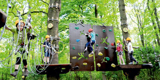 Climbing for kids